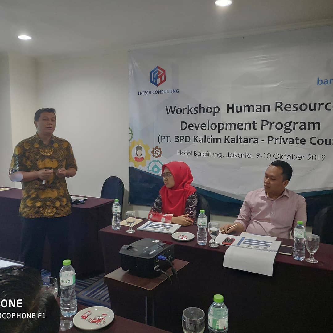 Workshop Human Resource Management PT. BPD KALTIM & KALTARA